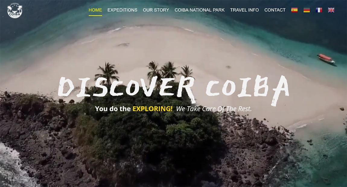 Discover Coiba Panama