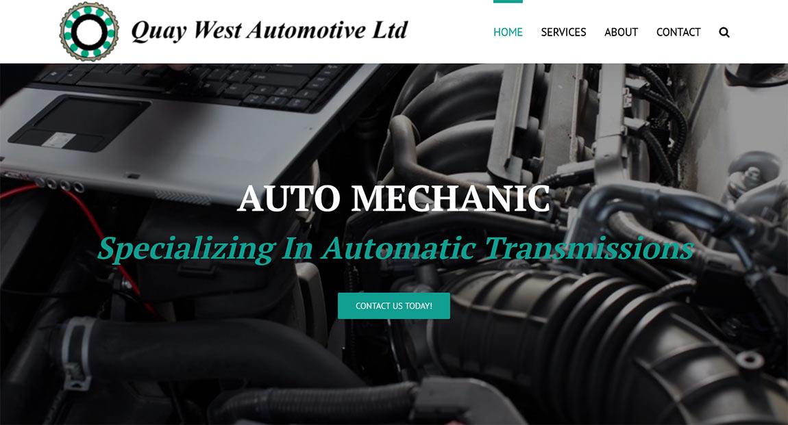 Quay West Auto Repairs car engines